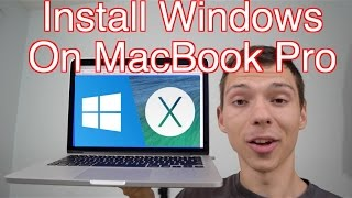 Install Windows 10 On MacBook Pro, Air and Imac 2017