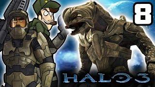 Halo 3 - EP 8: Unlikely Allies | SuperMega