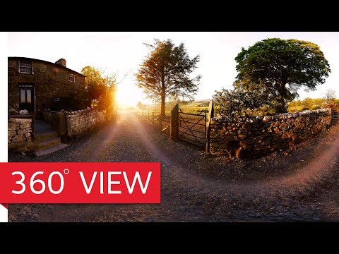 Moving tribute to tragic WW1 poet, Hedd Wyn (360 VR) - BBC C
