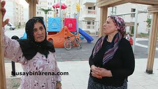 Nusaybin'de Toki konutların çöplerini belediye toplamıyor tepkisi