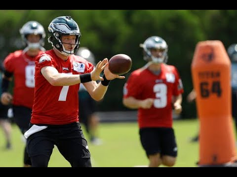 Nate Sudfeld ready for action in first preseason with Philadelphia Eagles