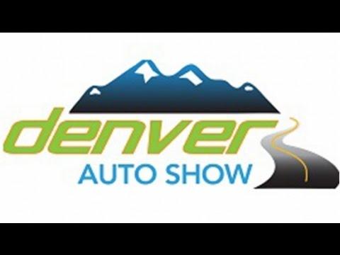 Denver Auto Show 2017 covrage