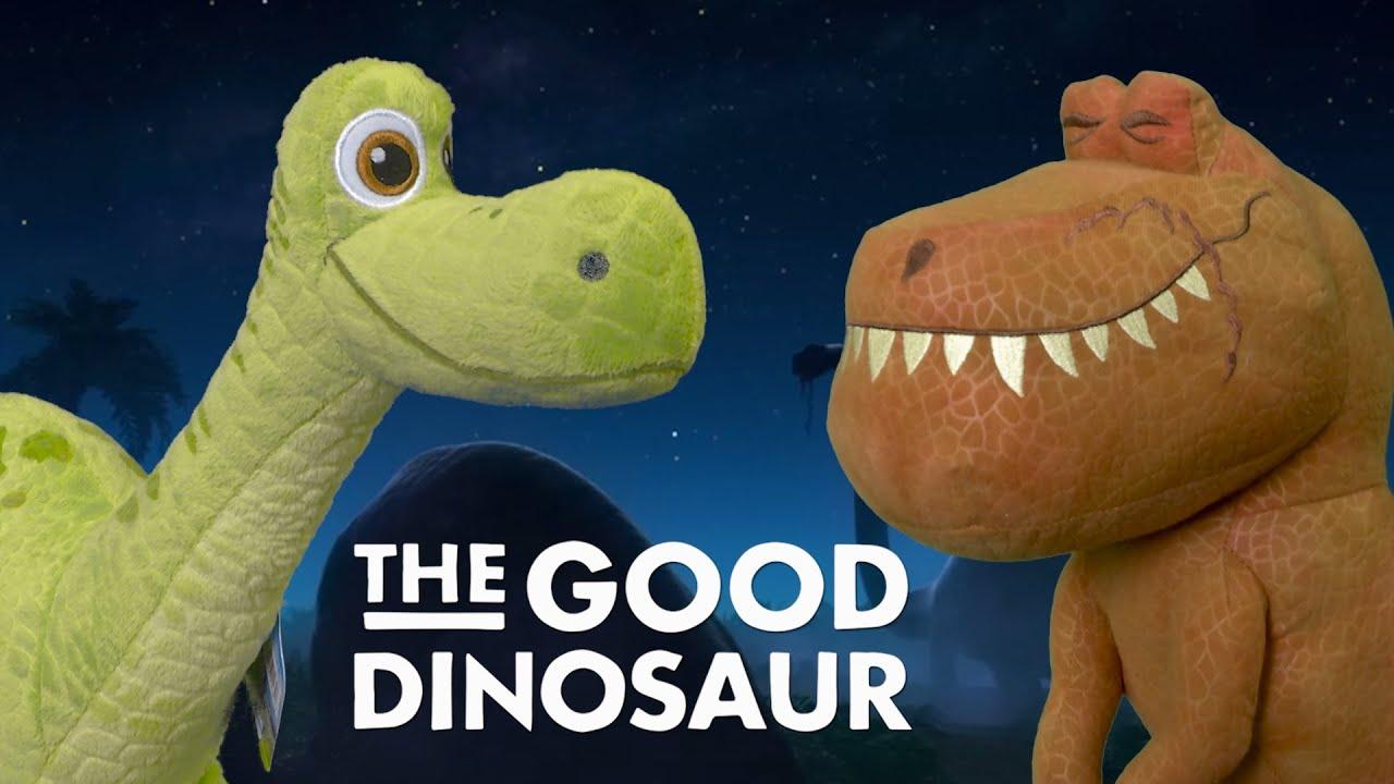 den gode dinosaurien rollista