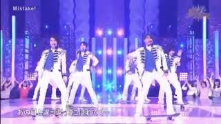 2018.06.08 少クラ 【Mistake! / SMAP】 中村嶺亜・佐々木大光・本高克...