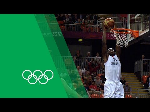 Luol Deng on representing Great Britain at London 2012 | Moments In Time