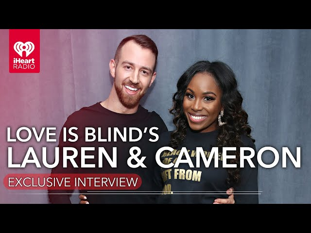 ""\""""Love Is Blind's"""" Lauren & Cameron Hamilton Talk About Being Nominated For An Emmy + More!""640|480|?|en|2|1fd0284517e8fd2d0466298f4295b571|False|UNLIKELY|0.3734026849269867