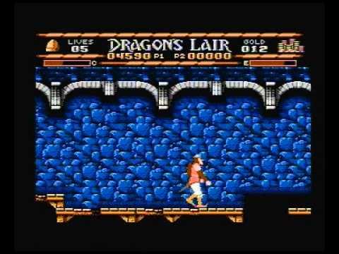 Dragon's Lair [NES]