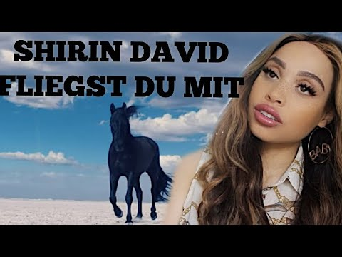 fliegst du mit shirin david