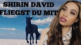 Shirin David - Fliegst du mit - Jenny Live Reaction