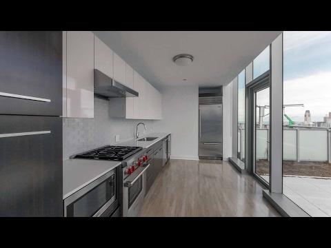 A 1-bedroom River North Penthouse With A Huge Terrace At Wolf Point West