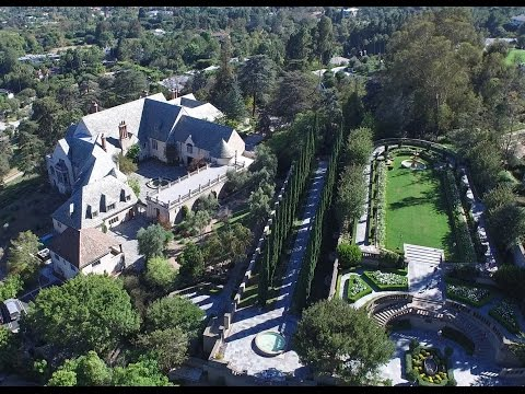 Greystone Mansion- Beverly Hills, CA 90210
