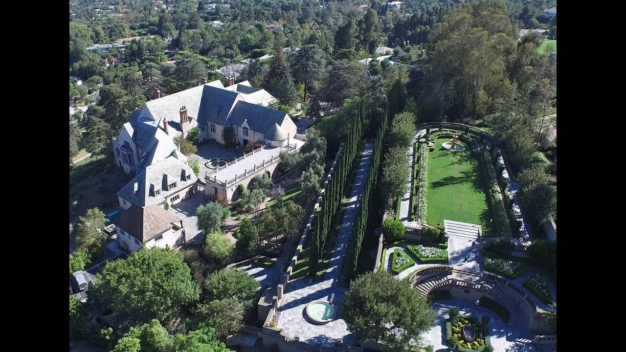 Greystone Mansion Beverly Hills Ca 90210 Youtube