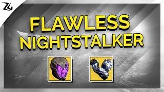 Destiny: Easy Flawless Nightstalker!