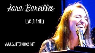 "Sara Bareilles ""Chandelier"" live in Philly 7/17/14"