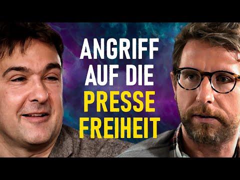 Generalangriff auf die Pressefreiheit! - Boris Reitschuster im Gespräch