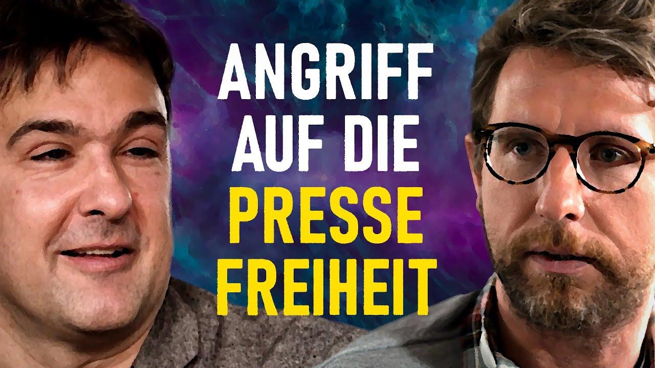 Generalangriff auf die Pressefreiheit! – Boris Reitschuster im Gespräch