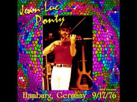 Jean-Luc Ponty -- 1976.09.17 - Hamburg, Gemany (FM)