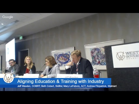 Roundtable III: Aligning Education and Training with Industry-Defined Competencies