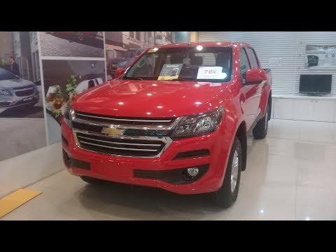 2019 Chevrolet Colorado 2.5 Duramax LT (Crew-Cab) 4x2 M/T: Full Walkaround Review