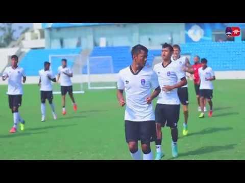 Delhi Dynamos FC's Training  Session