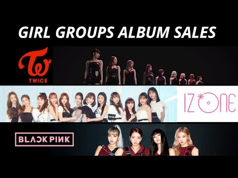 [GAON] TOP 15 Kpop Girl Groups Album Sales Of 2019