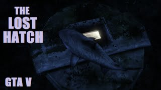 Lost Underwater Hatch & The Great White Shark - Next Gen GTA 5