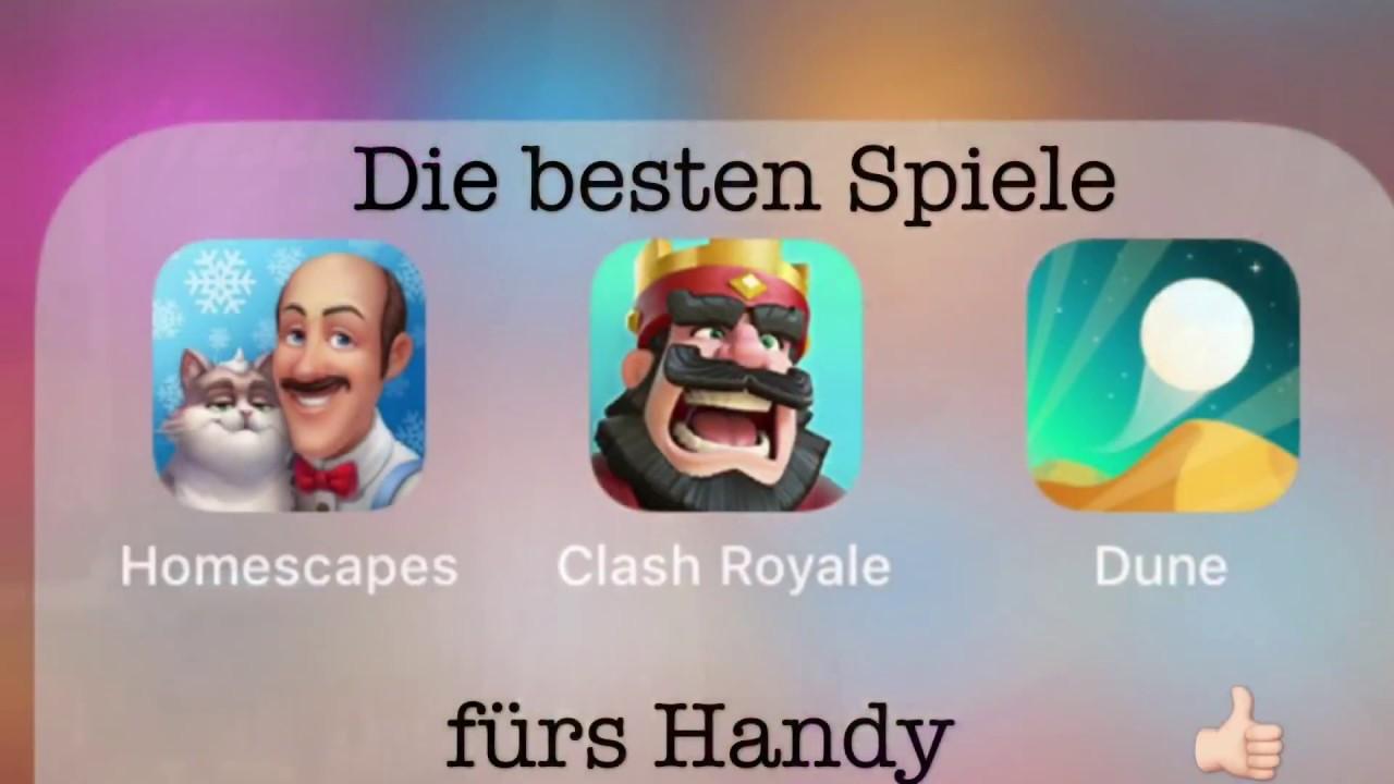 Die Beliebtesten Handy Spiele