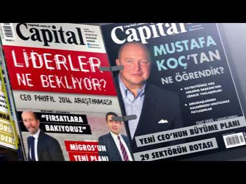 Capital Dergisi Kapak Sayıları Kısa Film