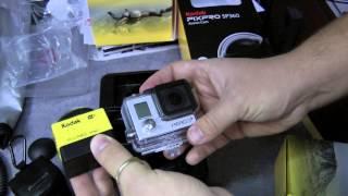 Unboxing Kodak Pixpro SP360