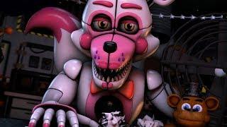 FNAF UCN VOICES SFM (Funtime Foxy, Jack-o Chica, Molten Freddy, Foxy)