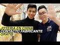 Como crear tu marca en China| Fabricas y tiendas Chinas contactos gratis