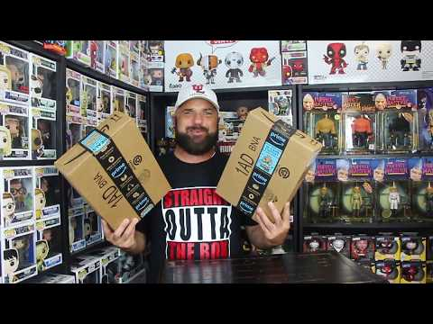 unboxing my favorite boards and bags for comic books