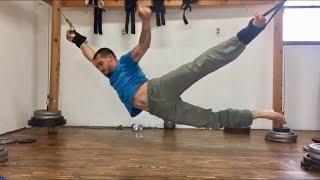 How to INCREASE flexibility (Cross Stretch) Pravilo USA featuring: Arseniy Grebnov