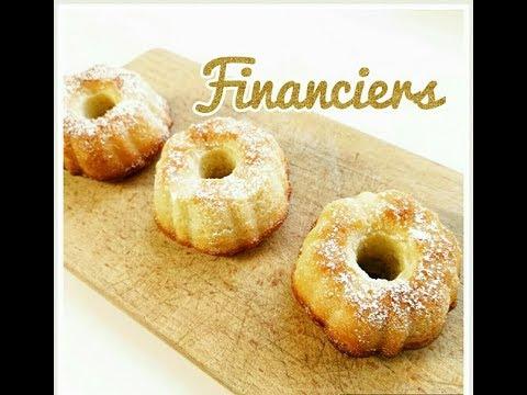 Financiers - sladké francouzské pečivo | Videorecept | CZ/SK HD