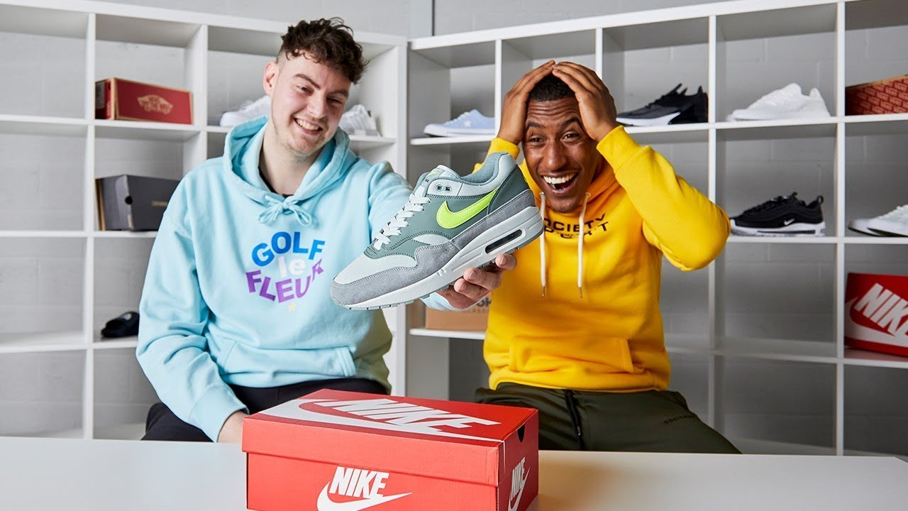 7f07aa6ca1 Unboxed: Footasylum Exclusive Air Max 1 ft. Yung Filly and Hicks ...