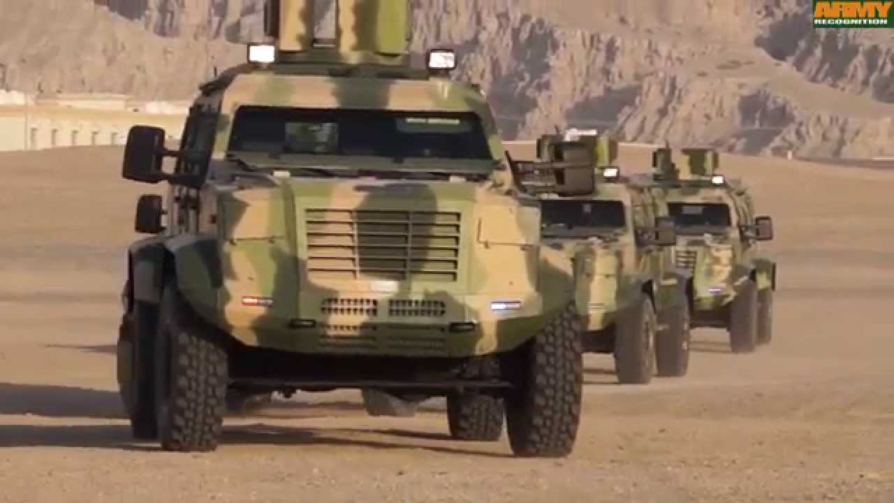 iag introduces its range of 4x4 armoured vehicles jaws and guardian
