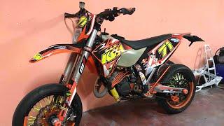 KTM EXC 125 | ILLEGAL