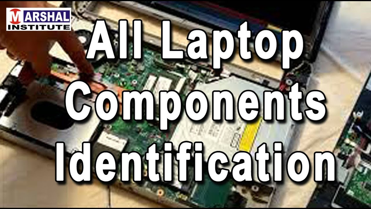 All Laptop Mother Board Component Identification Youtube Circuit Parts