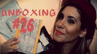 COMPRAS ALIEXPRESS- UNBOXING #26 - Pulseiras/Blusas transparentes♡