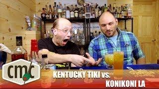 Tiki Contest: Kentucky Tiki Vs Koni Knoi La
