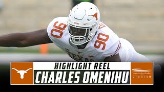 Charles Omenihu Texas Football Highlights - 2018 Season | Stadium