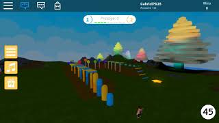 The roblox goose game