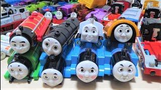 東京整備工場 電池交換 きかんしゃトーマス Thomas & Friends thumbnail