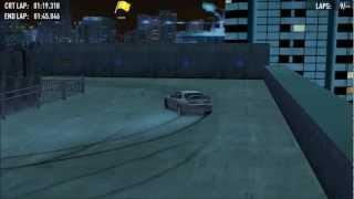 Toyota Supra MK IV - Parking Garage Drifting/Drift - SimRaceway