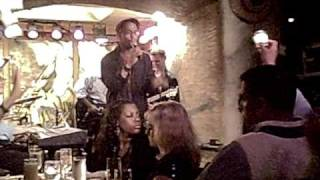 "Andre Henry singing "" I Want You"" live at the Sugarbar"