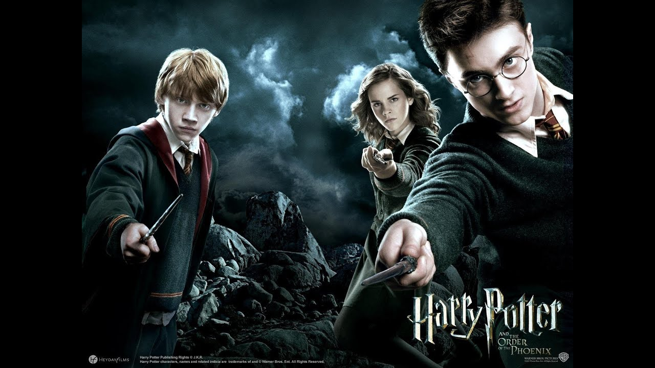 Harry Potter and the Order of the Phoenix YIFY subtitles