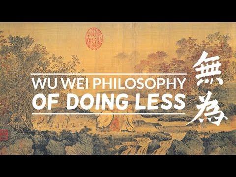 Progress Faster By... Doing Nothing? (Wu Wei Taoist Philosophy)