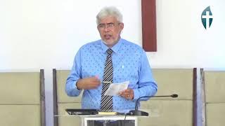#59 - Culto Online | Rev. Robson Ramalho