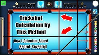 How To Calculate Angles -Best Tutorial For Calculating Indirect Shots- ENGLISH -Fanatic Cue-