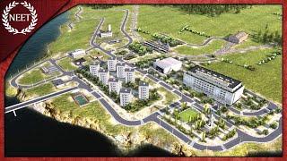 Soviet Republic - ソ連時代の、団地だらけの街づくり #1 【実況】